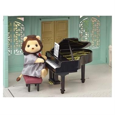 Sylvanian Sylvanian Families Piyano Konser Seti Renkli